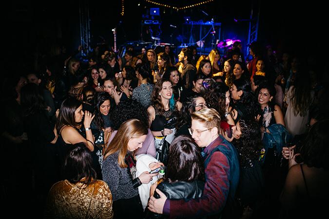 מסיבת נשים