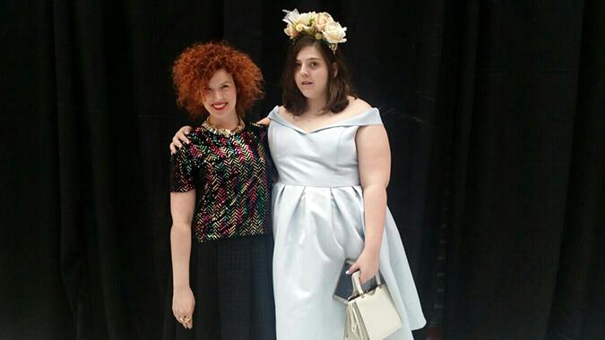 שתי נשים