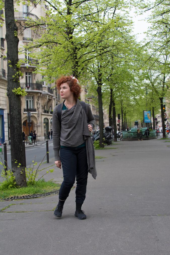 יצאתי לחופש בפריז