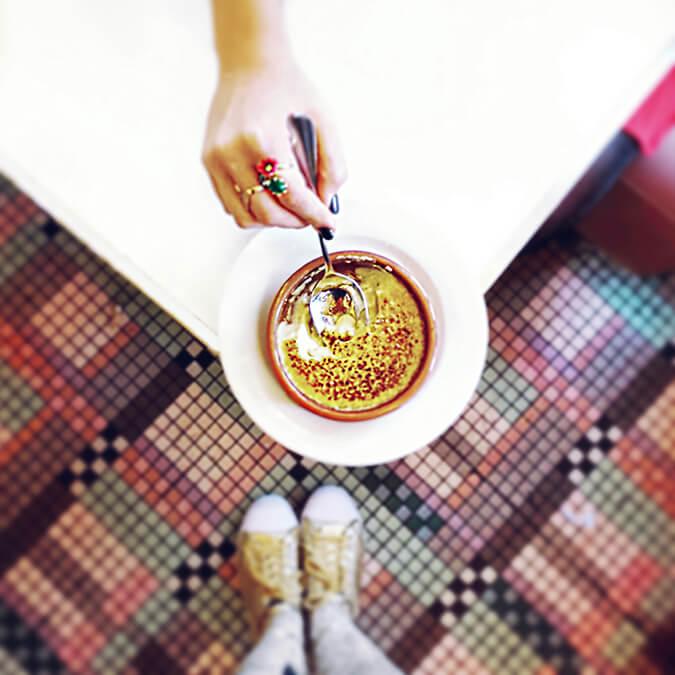 בית הקפה מהסרט אמלי