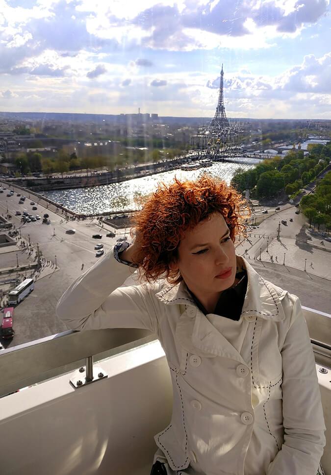 הגלגל הענק בפריז