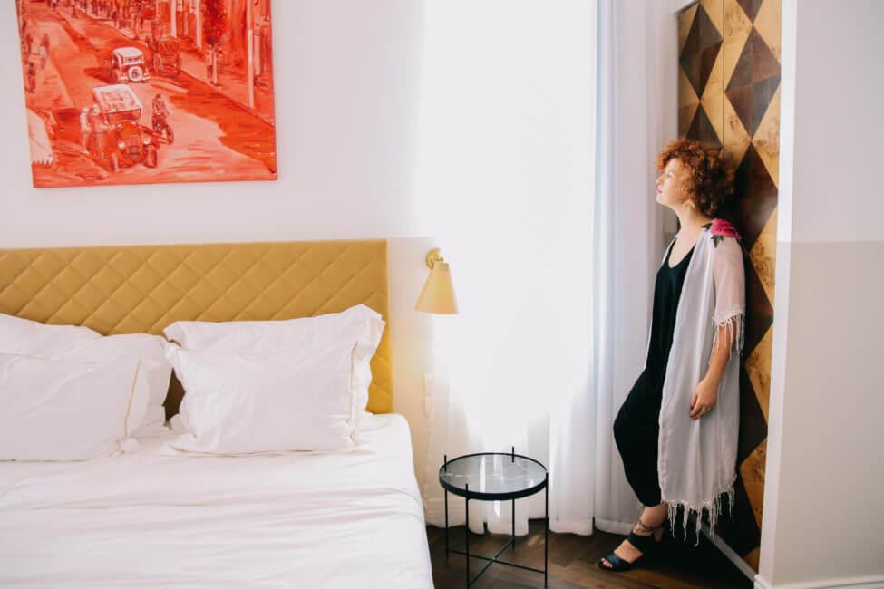 חדר במלון נורדוי