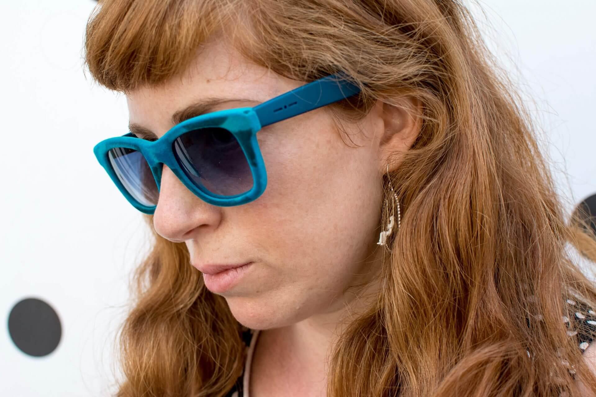 משקפי שמש עם עדשות איכותיות
