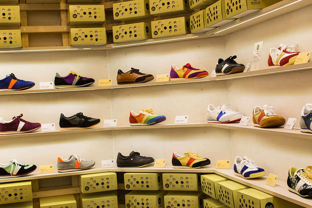 חנות נעליים טובה בפראג