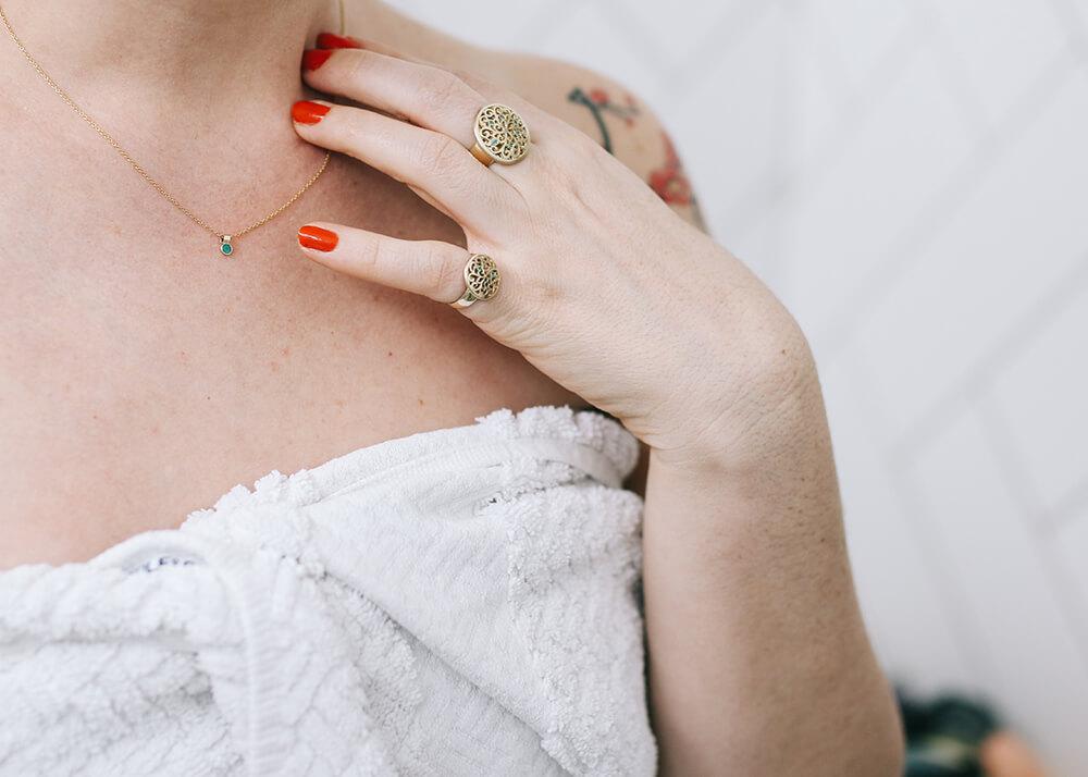 שרשרת וטבעות