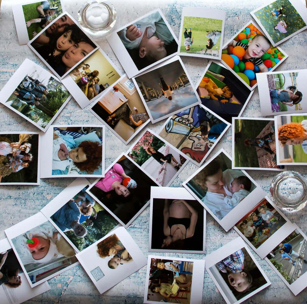 כשזכרון ורגש הופכים לתמונה