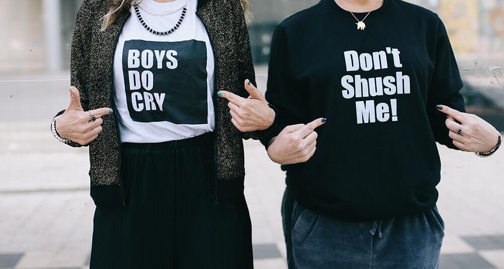 חולצות טי שירט נשים