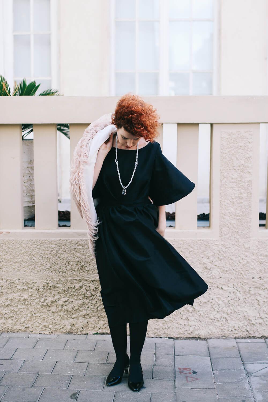 השמלה השחורה הקטנה