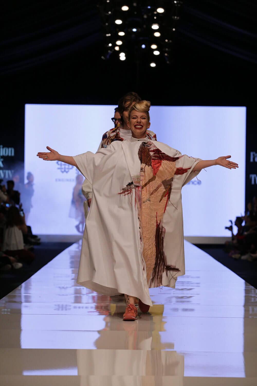 שנקר מחלקת עיצוב אופנה