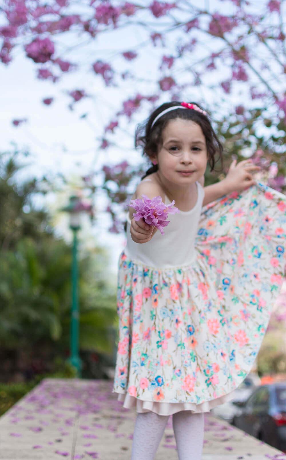 חנות אונליין לשמלות לילדות