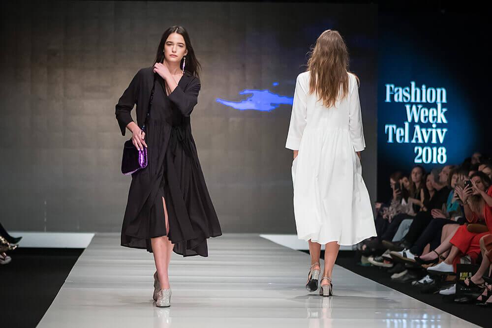 דורין פרנקפורט בשבוע האופנה תל אביב