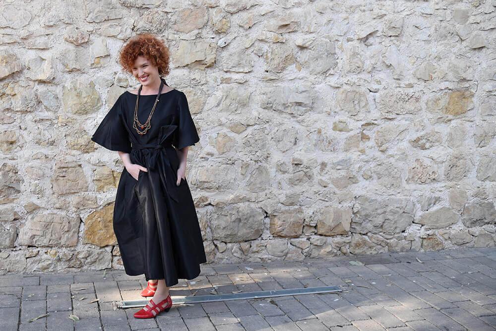 שמלת אודרי הפבורן