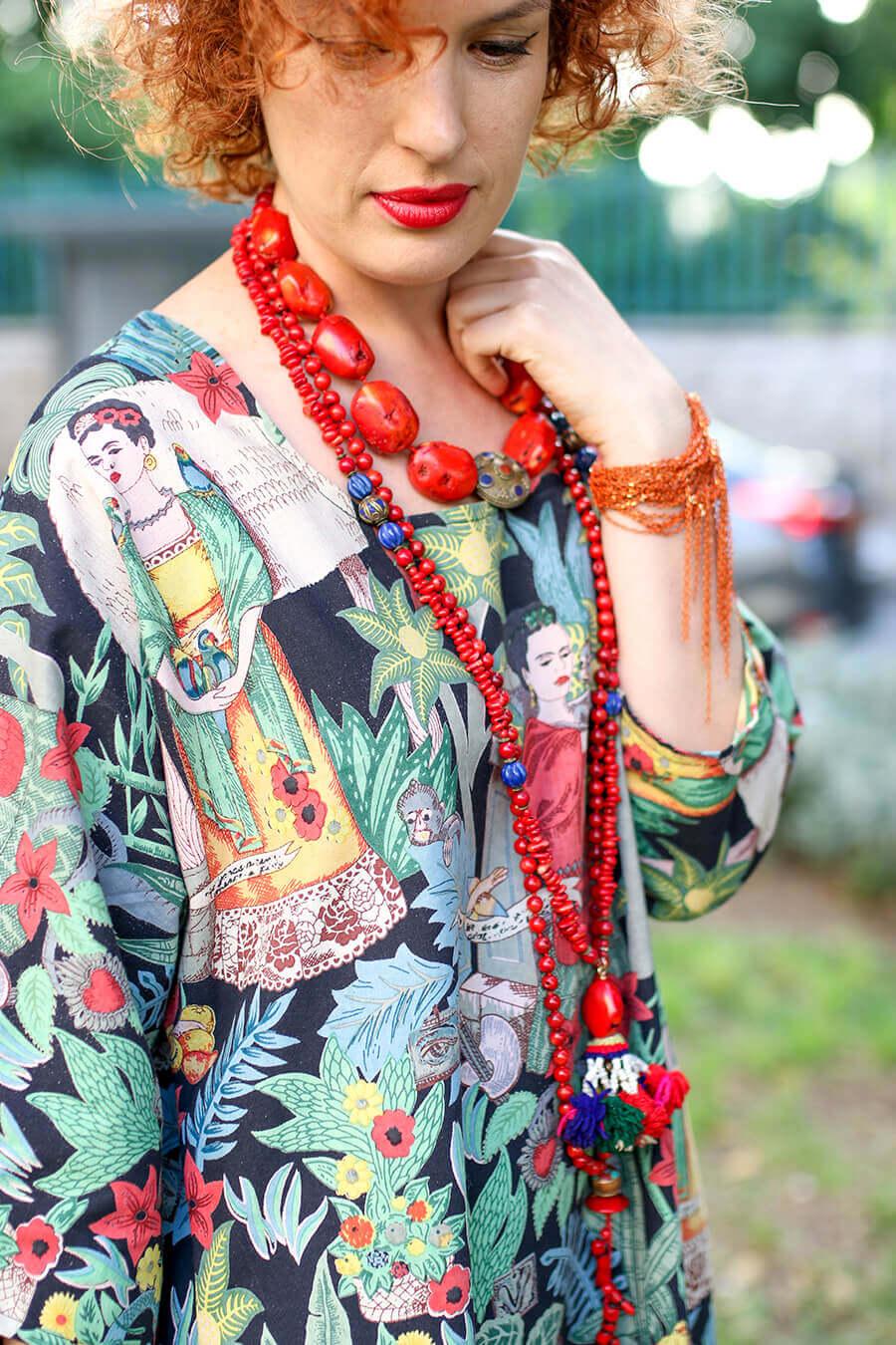 לבוש בסגנון צועני