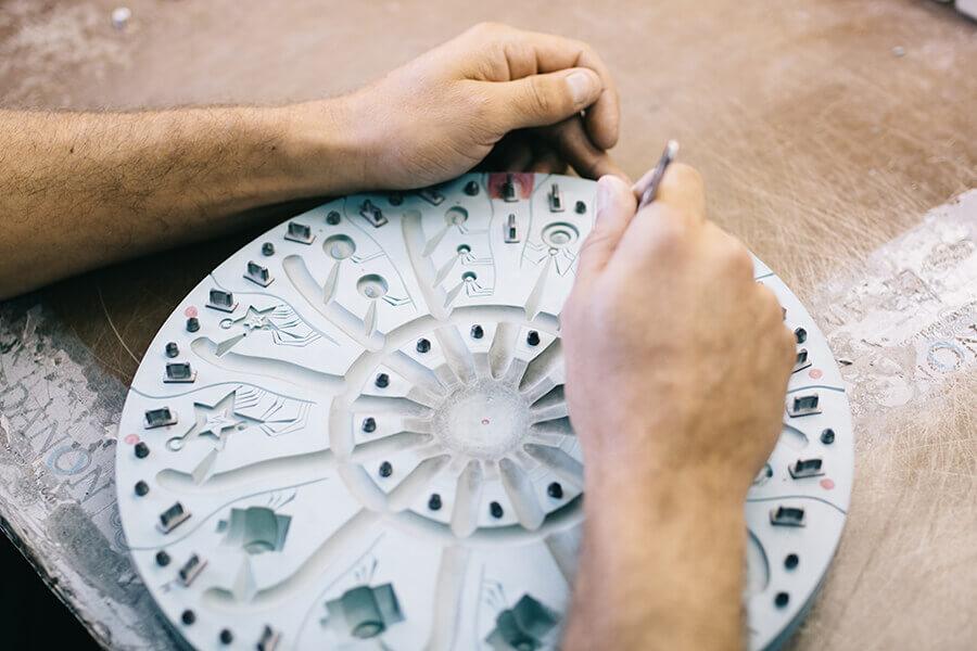 איך מכינים תכשיטים