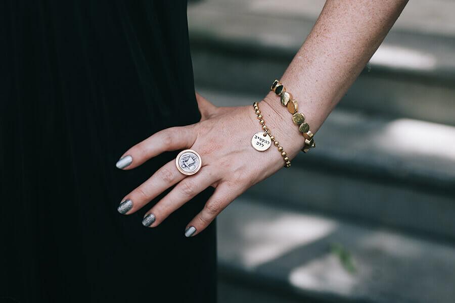 צמידים של דנון תכשיטים