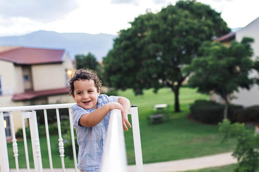 חופשה עם ילדים במלון פסטורל כפר בלום