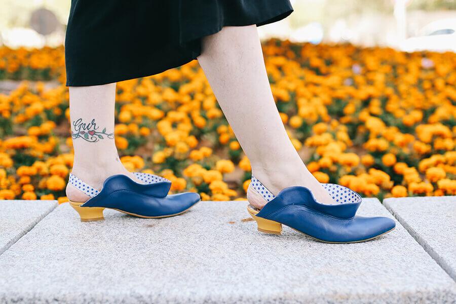 נעלי נשים מיוחדות
