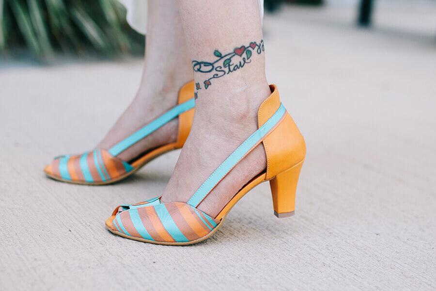נעלי נשים של מיקה דרימר
