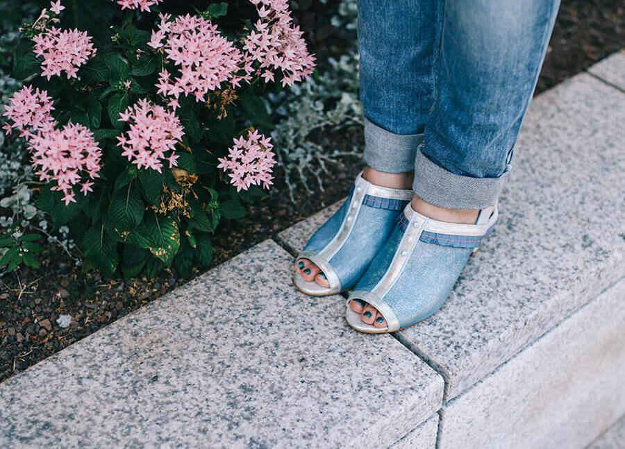 נעליים שעושות שמח