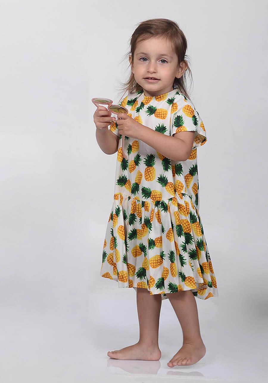 שמלת אננס של pioo pioo