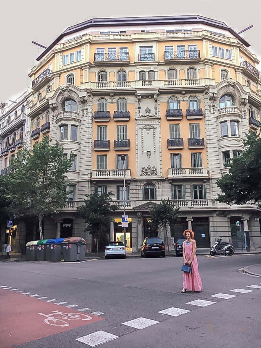 ארבעה ימים בברצלונה