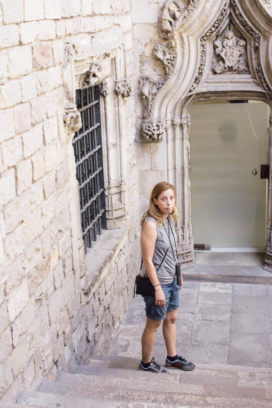 טיול בברצלונה