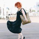 שמלה שחורה של MEWS