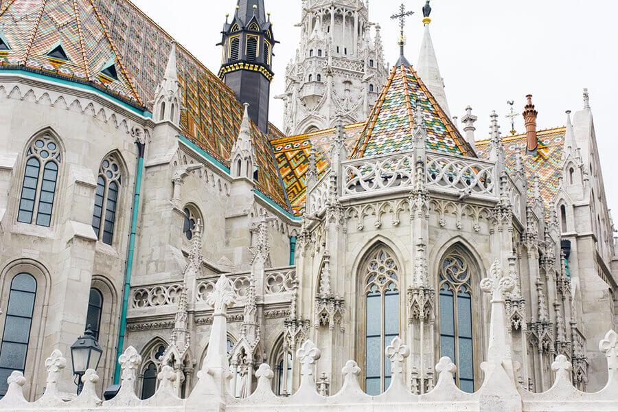 כנסיית מתיאש בבודפשט