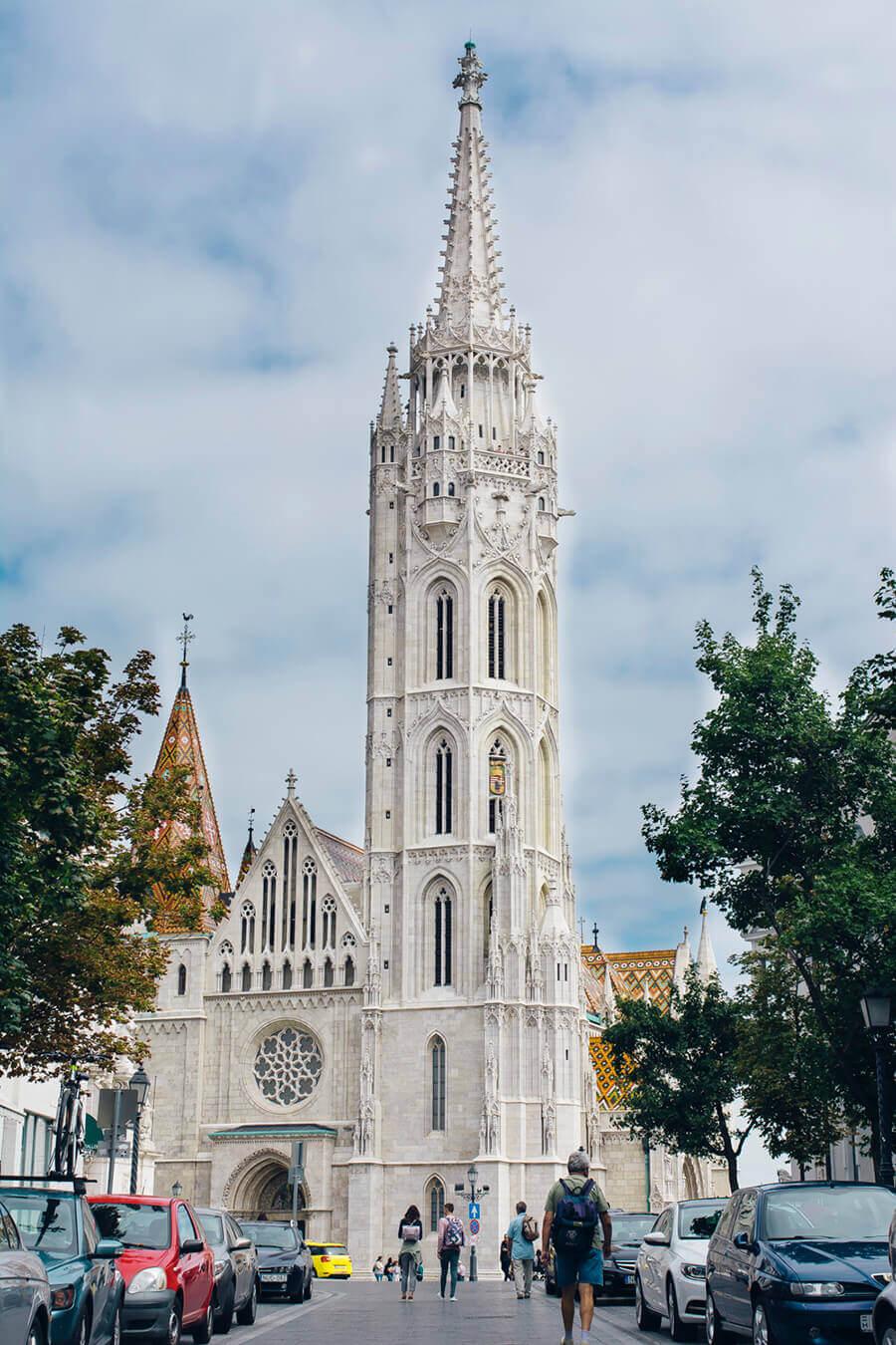 אזור בודה בבודפשט