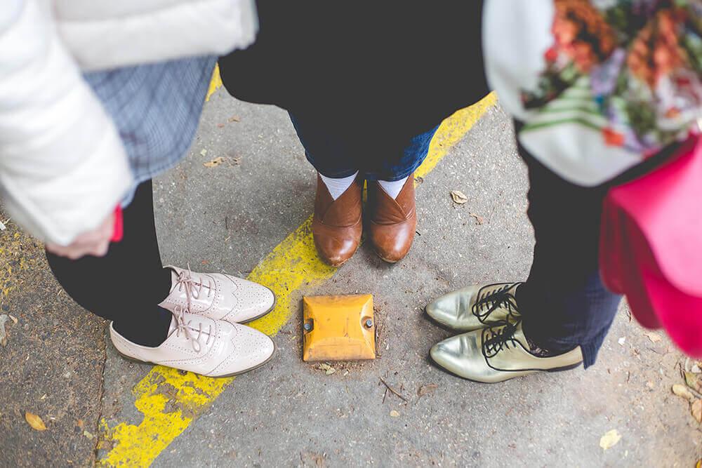 זוגות נעליים
