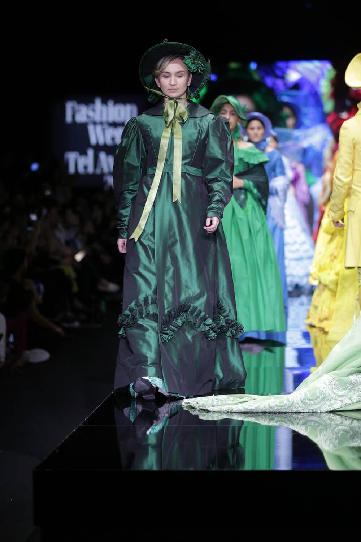 תצוגת האופנה של שנקר בשבוע האופנה 2019