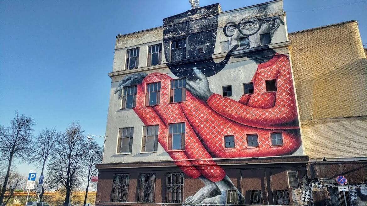 אמנות רחוב באירופה