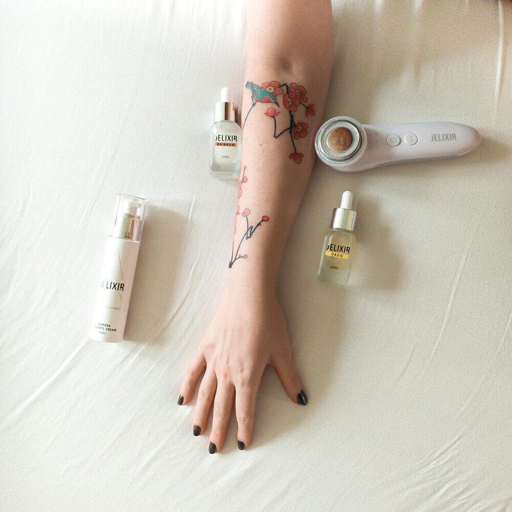 המלצה על טיפול בייתי לאנטי אייג'ינג ומיצוק והחלקת העור