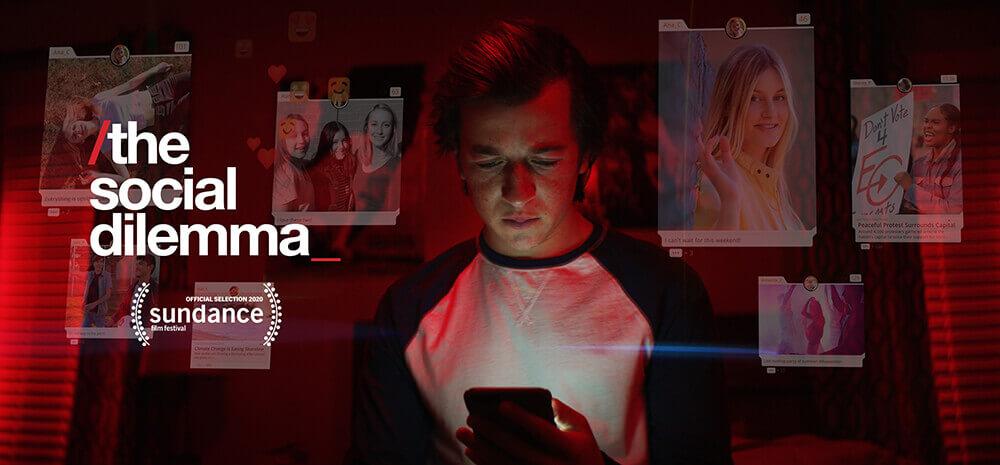 הסרט the social dilema של נטפליקס
