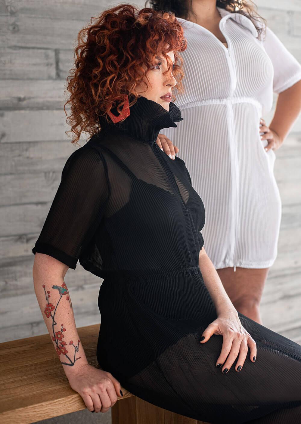 בלוג אופנה שמתמקד במעצבים ישראלים