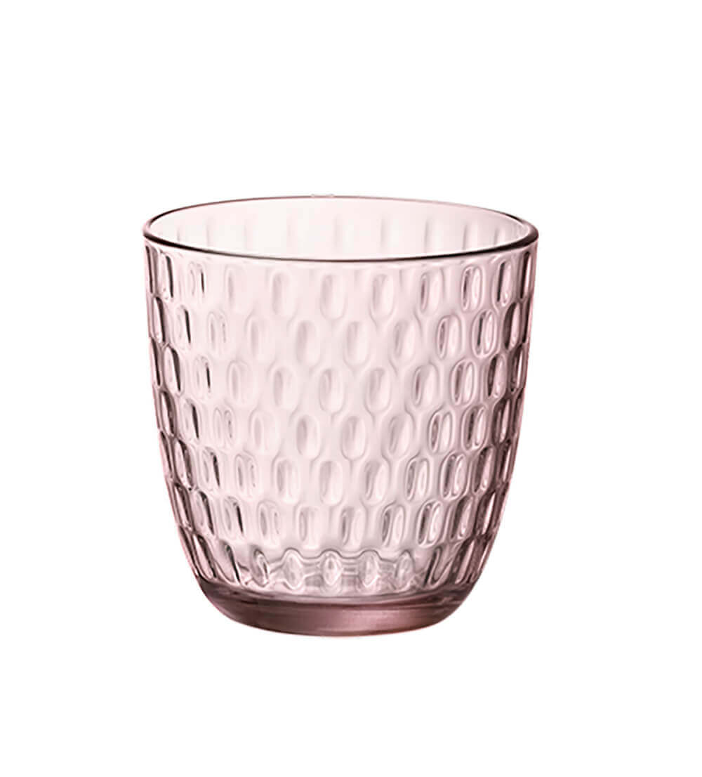 כוסות זכוכית צבעוניות של קומי