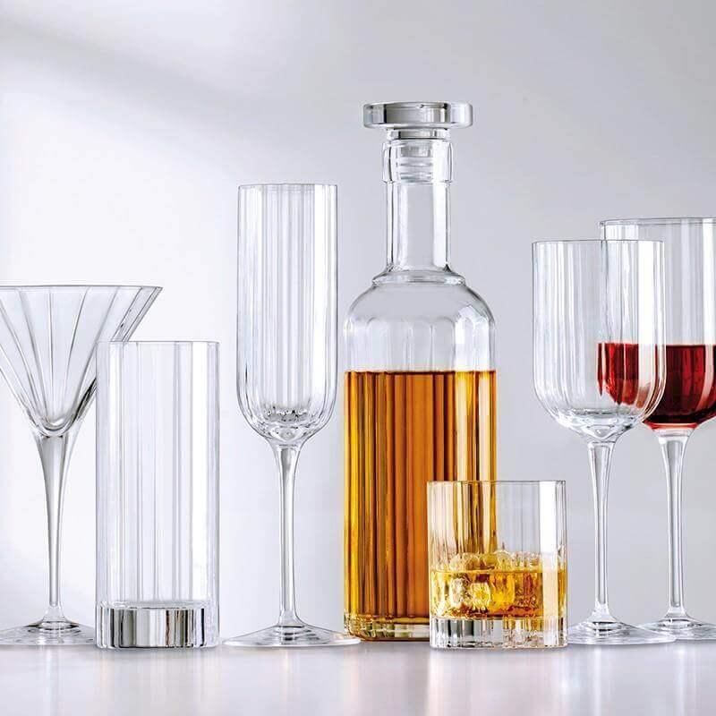 כוסות זכוכית וקריסטל