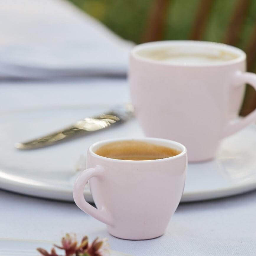 ספלי אספרסו וקפה
