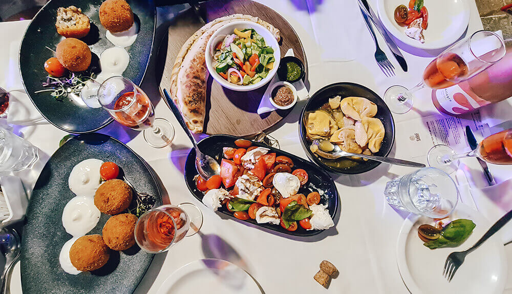 המלצה על מסעדה איטלקית בירושלים